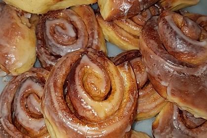 Zimtschnecken 'Cinnabon Style' 120