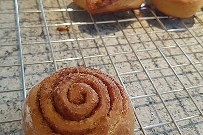 Zimtschnecken 'Cinnabon Style' 123