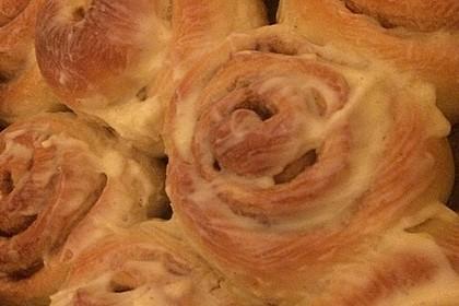 Zimtschnecken 'Cinnabon Style' 140