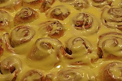 Zimtschnecken 'Cinnabon Style' 170