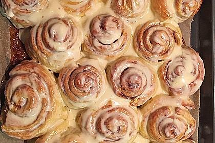 Zimtschnecken 'Cinnabon Style' 64