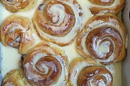 Zimtschnecken 'Cinnabon Style' 99