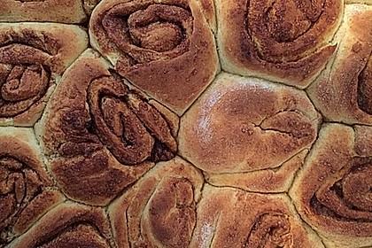 Zimtschnecken 'Cinnabon Style' 180