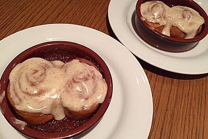 Zimtschnecken 'Cinnabon Style' 153