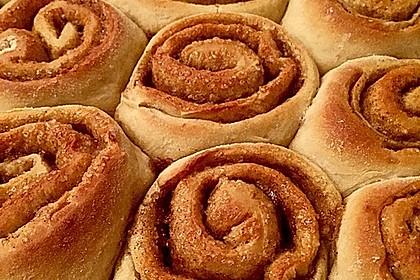 Zimtschnecken 'Cinnabon Style' 25