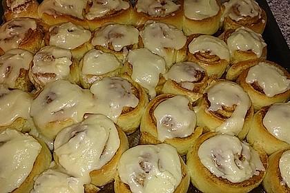 Zimtschnecken 'Cinnabon Style' 163