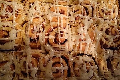 Zimtschnecken 'Cinnabon Style' 84