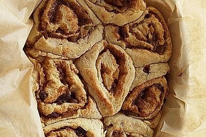 Zimtschnecken 'Cinnabon Style' 183