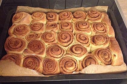 Zimtschnecken 'Cinnabon Style' 166
