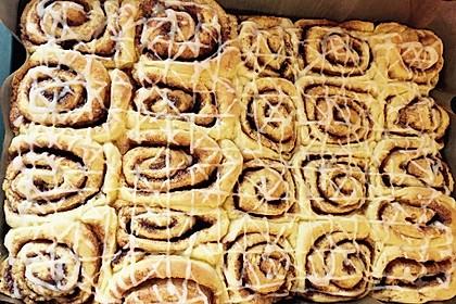 Zimtschnecken 'Cinnabon Style' 98