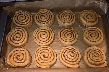 Zimtschnecken 'Cinnabon Style' 66