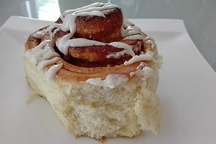 Zimtschnecken 'Cinnabon Style' 32