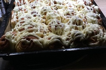 Zimtschnecken 'Cinnabon Style' 130