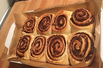 Zimtschnecken 'Cinnabon Style' 62