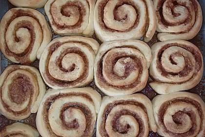 Zimtschnecken 'Cinnabon Style' 100