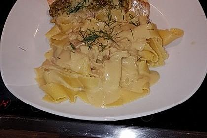 Lachs mit Parmesan-Kräuter-Walnuss-Kruste 64