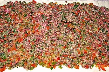 Hackfleisch-Blätterteig-Strudel 22