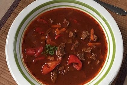 rezept gulaschsuppe für 20 personen
