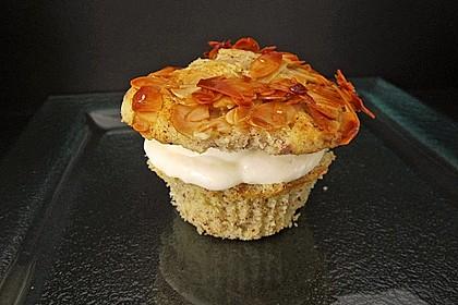 Bienenstich-Muffins 2