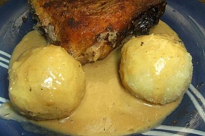 Kartoffelklöße Fränkische Art 7