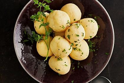 Kartoffelklöße Fränkische Art 11