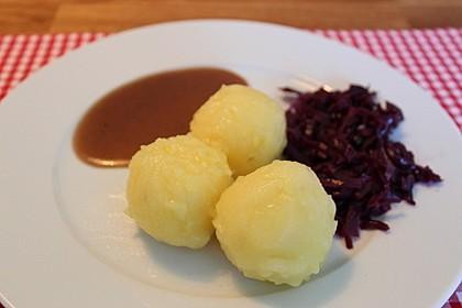 Kartoffelklöße Fränkische Art 6