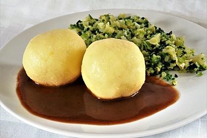 Kartoffelklöße Fränkische Art 3