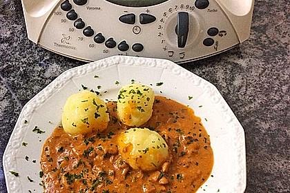 Kartoffelklöße Fränkische Art 12