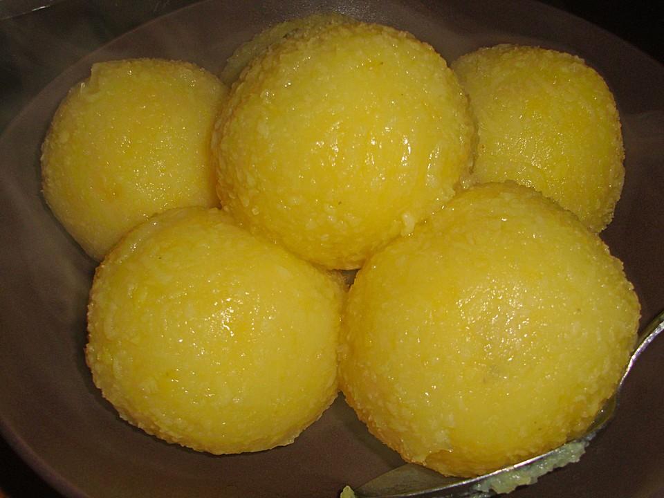 Kartoffelklöße Fränkische Art | Chefkoch.de