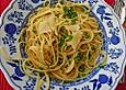 Parmesanspaghetti