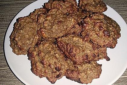 Fitness-Cookies ohne Sünde 8