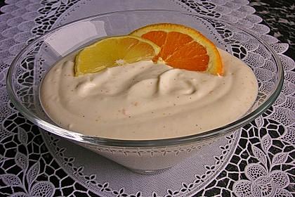 Orangen-Zitronen-Creme 3