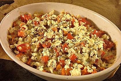 kürbis-feta-tomaten-auflauf (rezept mit bild) von laura_110988 ... - Chefkoch De Kürbissuppe