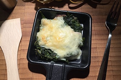 Spinat - Raclette 1