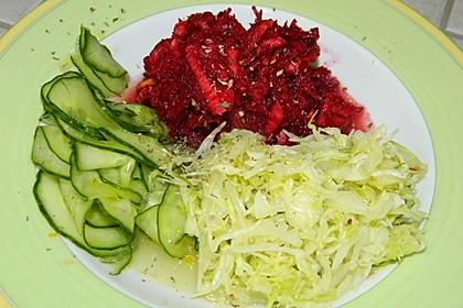 24 Stunden Krautsalat