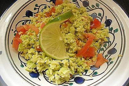 Guacamole simpel 2