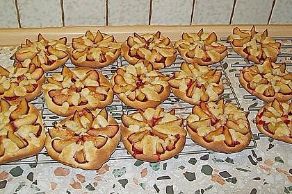 Pflaumenkuchen mit Streuseln 19