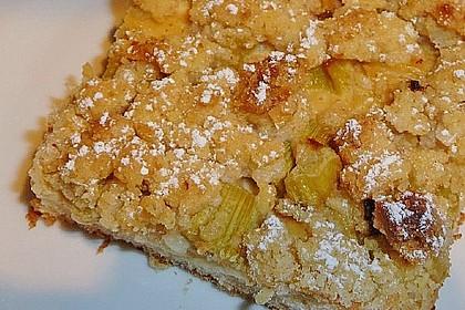 Pflaumenkuchen mit Streuseln 9
