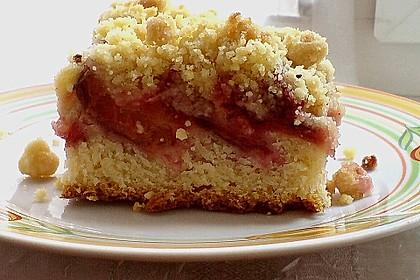 Pflaumenkuchen mit Streuseln 28