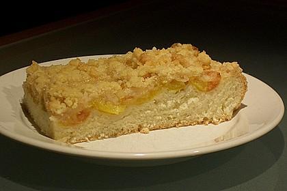 Pflaumenkuchen mit Streuseln 2