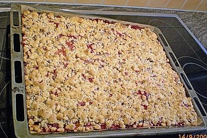 Pflaumenkuchen mit Streuseln 23