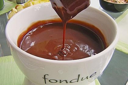 Schoko - Fondue 0