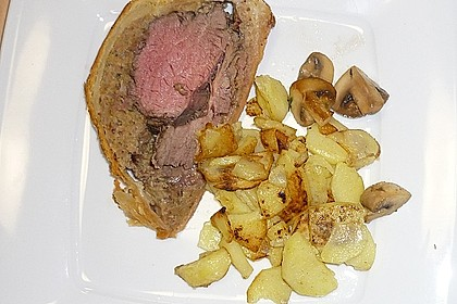 Filet Wellington 6