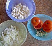 Gefüllte Grilltomaten mit Feta (Bild)