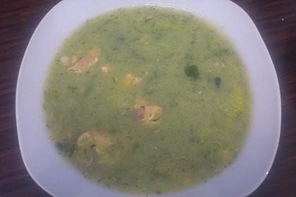 Feine Kartoffelsuppe mit Lachs 19