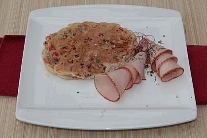 Pfannkuchen, pikant
