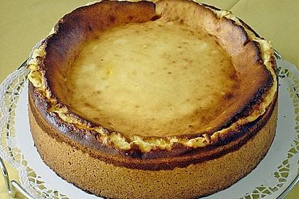 Quark - Kuchen mit Pudding 1