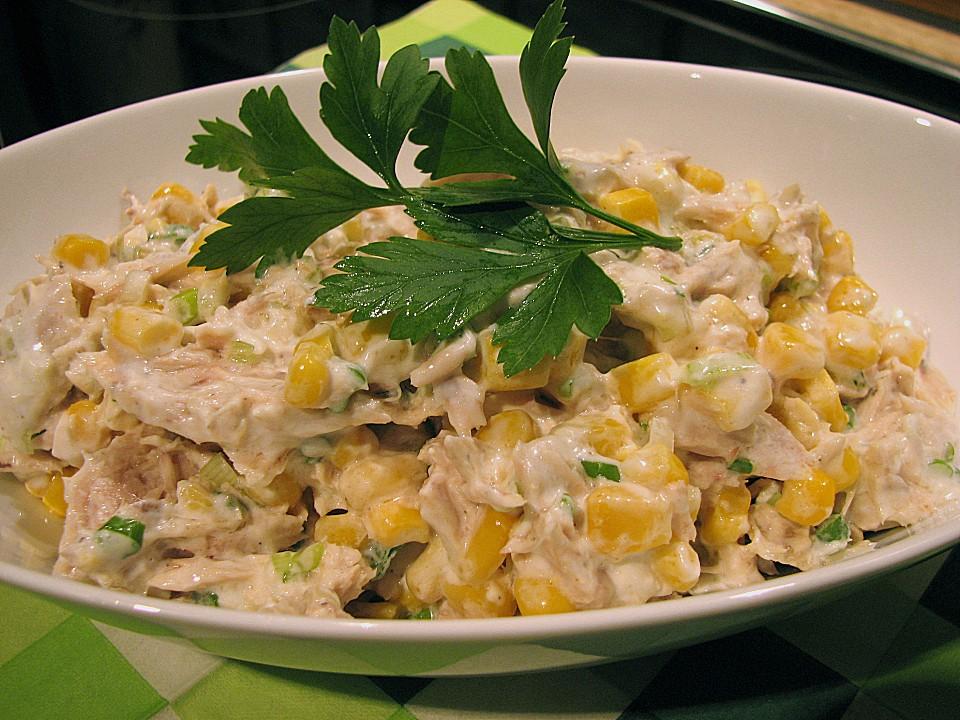 kalorienarmer thunfischsalat, einfacher thunfischsalat von occulta   chefkoch.de, Design ideen