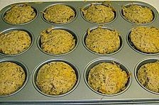 Muffins pikant