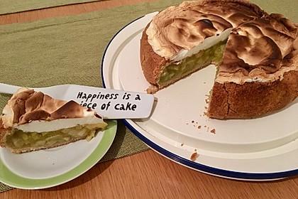 Rhabarberkuchen, sehr fein 4